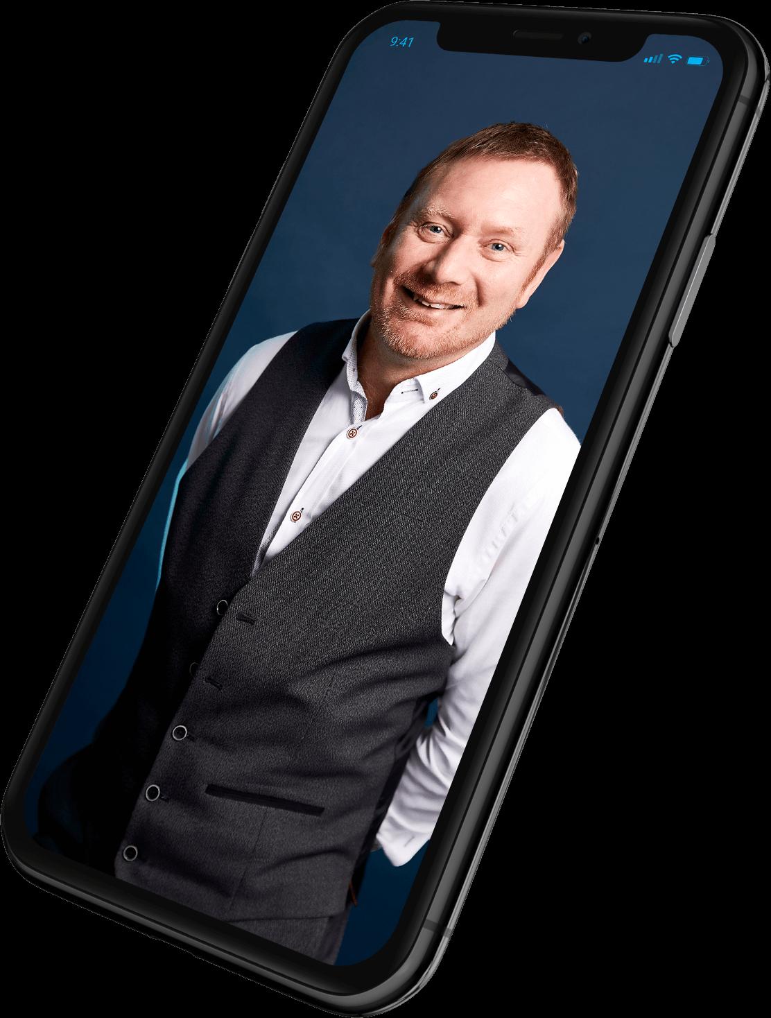 David Johnson SEO - iPhone